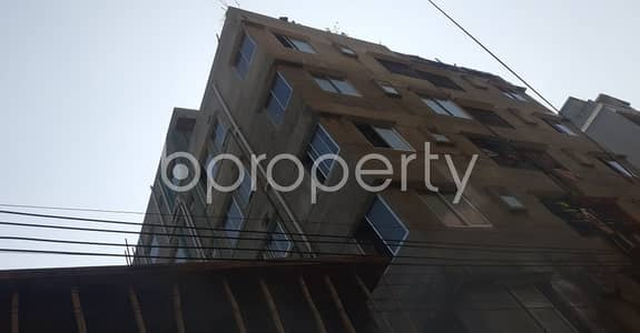 1 Bedroom Apartment for Rent in 9 No. North Pahartali Ward, Chattogram - Express Your Individuality At This 700 Sq. ft Apartment Which Is Vacant For Rent In The Location Of West Firojshah Colony.