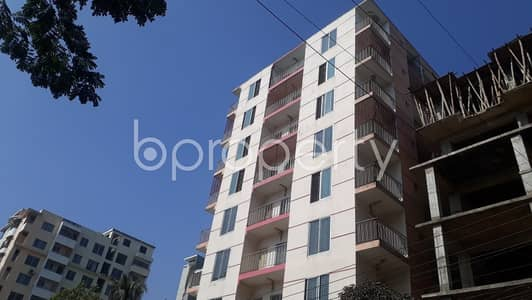 3 Bedroom Apartment for Sale in Halishahar, Chattogram - In Halishahar Housing Estate , Make This 1400 Sq Ft Flat Your Next Residing Location Which Is Up For Sale.
