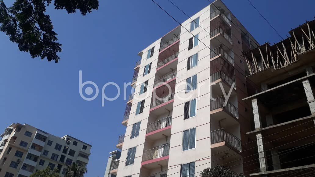 In Halishahar Housing Estate , Make This 1400 Sq Ft Flat Your Next Residing Location Which Is Up For Sale.