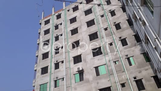 2 Bedroom Apartment for Rent in Halishahar, Chattogram - This 800 Sq. Ft Convenient Flat Is For Rent In Sabujbag Beside To Sabujbag Central Jame Masjid.