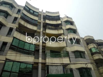 Reside Conveniently In This Well Constructed 1700 Sq. Ft Flat For Sale In Uttara-4.