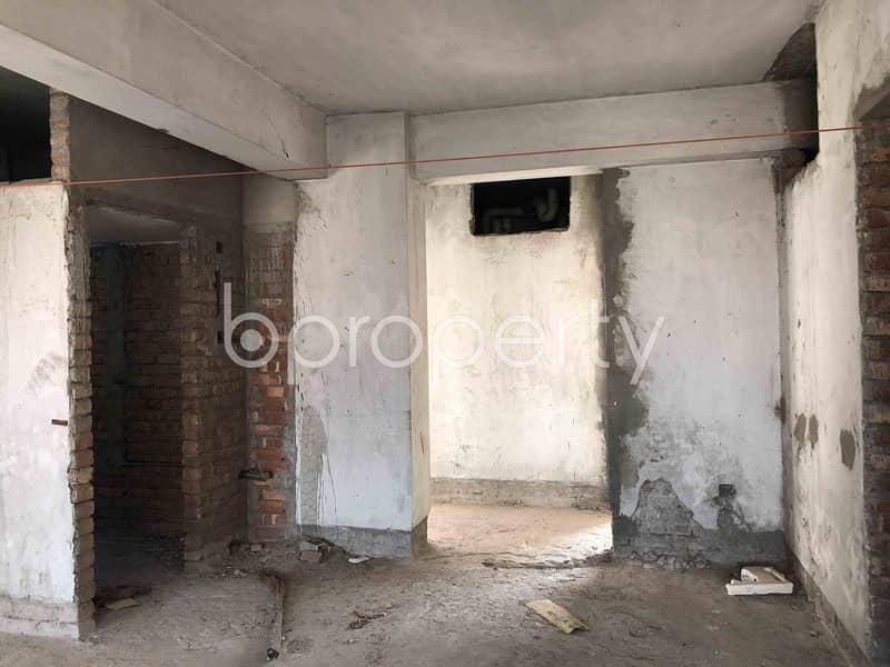 1355 Sq Ft Living Property For Sale In Dakshin Khan, Naddapara-ashiyan City Road