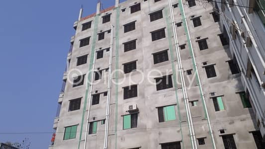 3 Bedroom Flat for Rent in Halishahar, Chattogram - A Well-constructed 1200 Sq. Ft Flat Is For Rent At Sabujbag