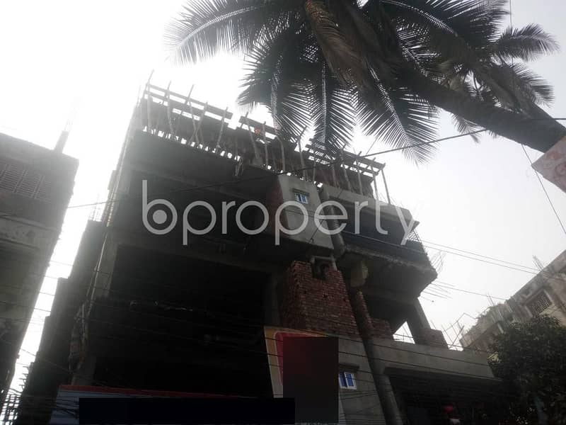 Grab A 1028 Sq Ft Residence For Sale At Arichpur, Tongi