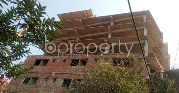 Be the dweller of this beautiful 650 SQ FT residential home vacant for rent at Halishahar