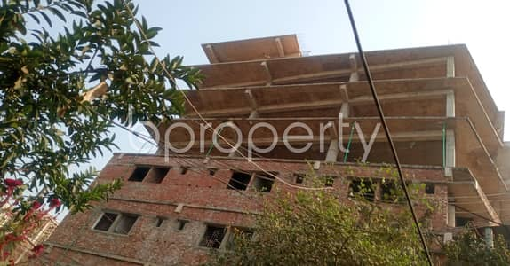 Be the dweller of this beautiful 510 SQ FT residential home vacant for rent at 38 No. South Middle Halishahar