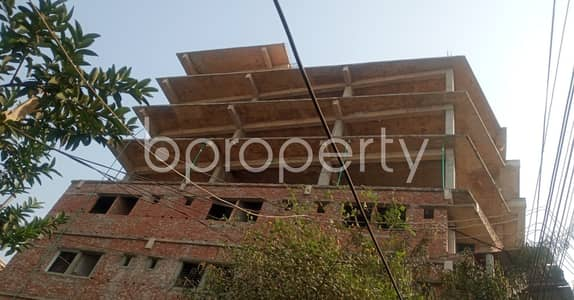 This suitable 455 SQ FT residential home is waiting to get rented at Owashil Chowdhury Para, Halishahar