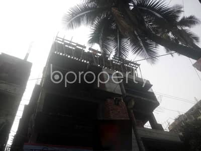 1050 Sq. ft Apartment Is For Sale In Tongi Very Close To Janata Bank Limited.