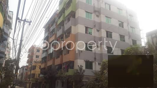 For renting 800 Square feet home is available in Halishahar, Road No 2