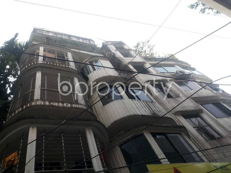 A Nicely Planned 1000 Sq Ft Flat Is Up For Rent In South Khulshi