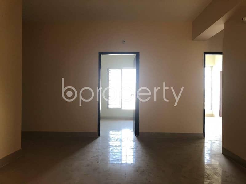 Residential Flat Of 1720 Sq Ft Is For Sale In Nasirabad, Near Chattogram Government Women's College
