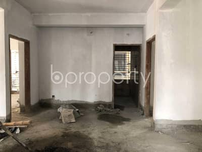 3 Bedroom Flat for Sale in Bashundhara R-A, Dhaka - At Block H, Bashundhara R-A 1809 Square Feet Residential Apartment For Sale