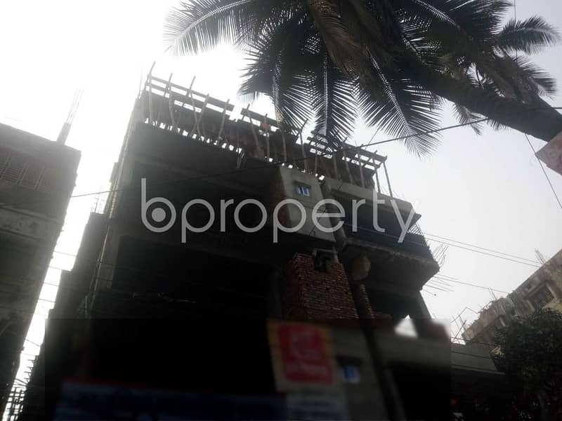 1050 Sq Ft Apartment Is Up For Sale In Tongi, Gazipur