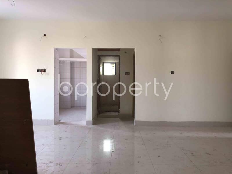 1580 Sq Ft Apartment For Sale In 1 No Railway Gate, Muradpur