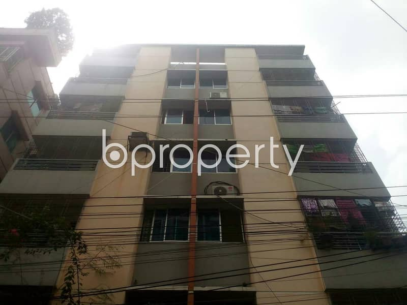 Buy This Nice Flat Of 1500 Sq Ft, Which Is Located At Uttara Sector 10.