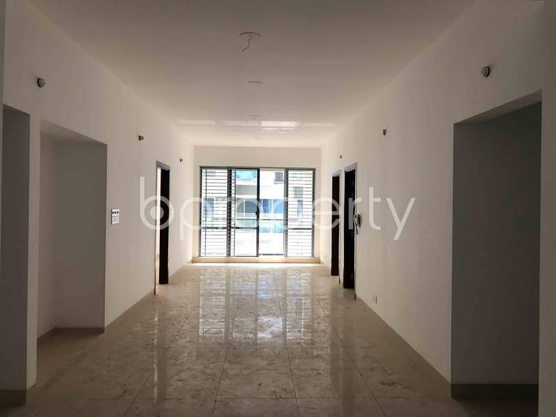 We Bring You A Beautiful And Distinct Flat Of 2200 Sq Ft For Sale In Mirpur Dohs