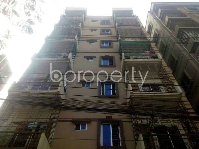 Great Location! Check Out This 1100 Sq. Ft Flat For Sale In Aftab Nagar