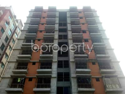 4 Bedroom Flat for Sale in Aftab Nagar, Dhaka - A Nicely Build 2340 Sq Ft 4 Bedroom Apartment Is Available For Sale In Aftab Nagar