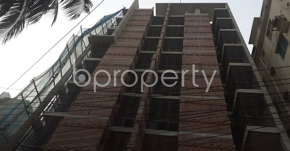 3 Bedroom Apartment for Sale in Dhanmondi, Dhaka - A Convenient 1180 Sq. ft Flat Is For Sale Very Close To Pulpar Jame Masjid At West Dhanmondi .