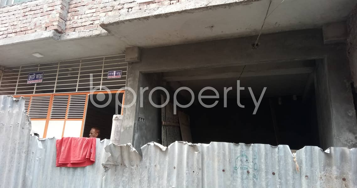 150 Square Feet Commercial Shop Is Available To Rent At Mirpur-11