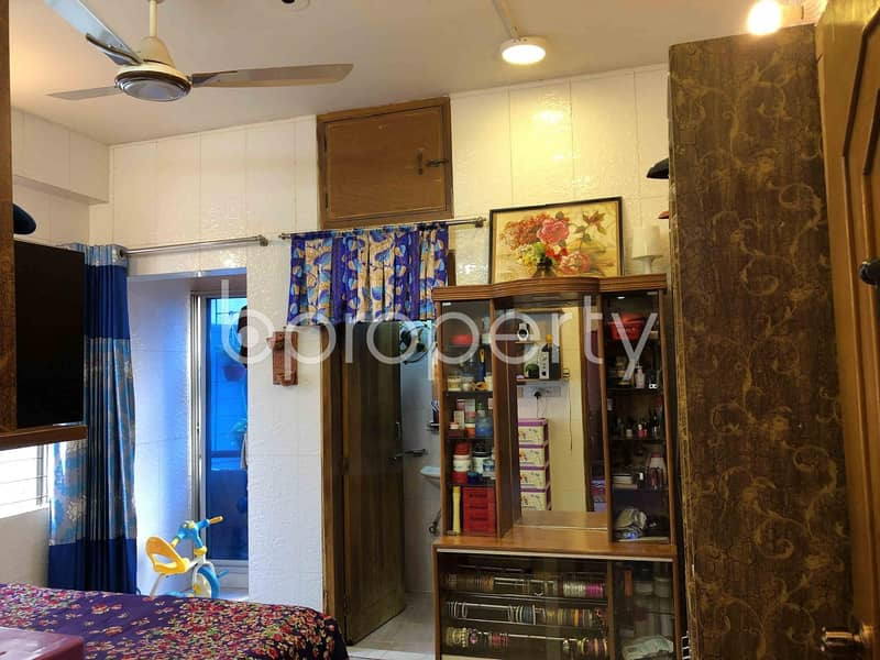 A Very Well-fitted Apartment Is Here At Uttara Sec- 5, Featuring 930 Sq Ft Space For Sale