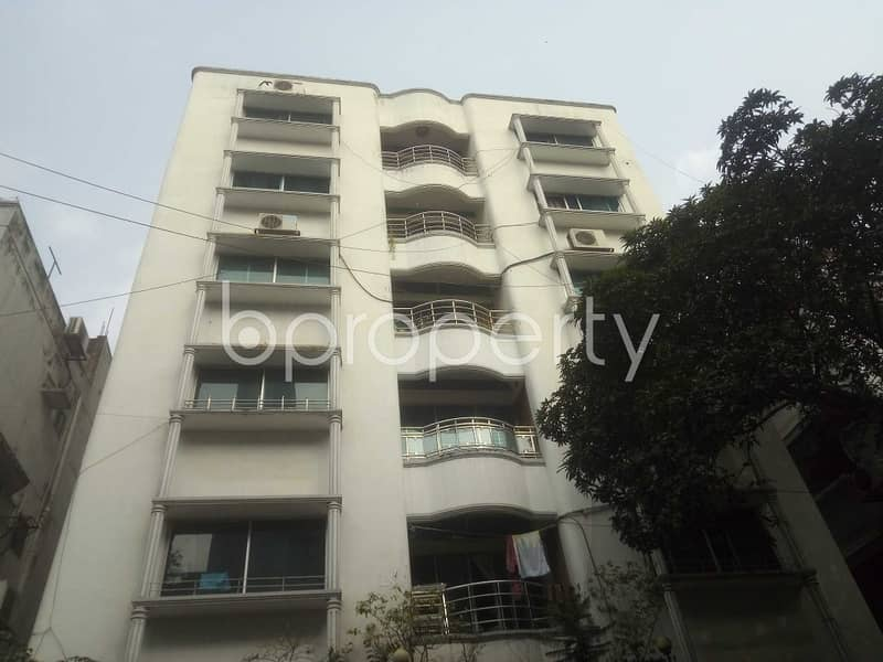 An Office Space Is Vacant For Rent At Baridhara Dohs Near Dohs Baridhara Mosque.