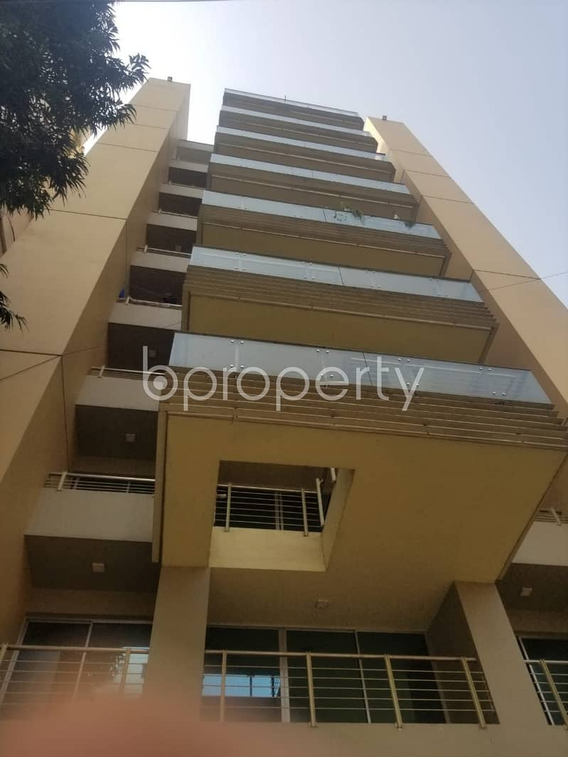 Everything You Need In A Home Is All Right Here In This Uttara-3 , 2555 Sq. Ft Flat Which Is Up For Sale .