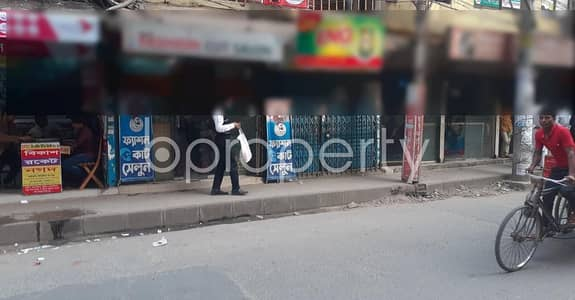 160 Sq Ft Commercial Area Is Ready For Rent At Mohammadpur