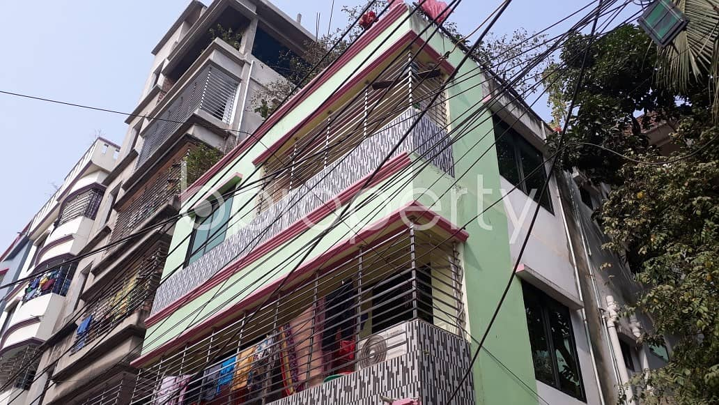 Strongly constructed 750 SQ FT home is available to Rent in 26 No. North Halishahar Ward