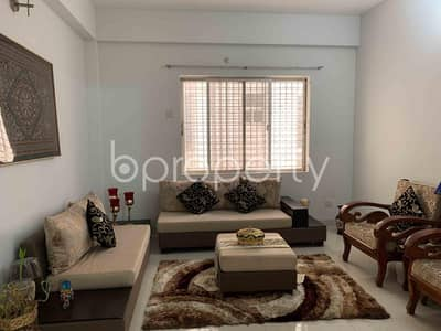 3 Bedroom Flat for Rent in Bashundhara R-A, Dhaka - An Apartment Is Ready For Rent At Bashundhara R-A, Near Independent University
