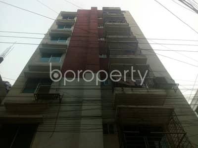 2 Bedroom Flat for Sale in Banasree, Dhaka - Buy This 943 Sq Ft Flat At South Banasree Project, Block K