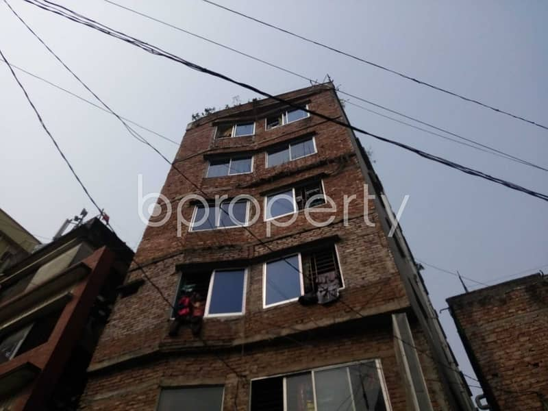 Find 750 SQ FT nice flat available to Rent in Kalachandpur