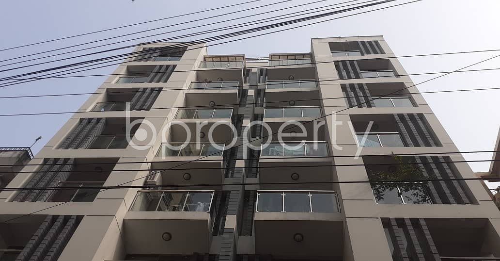 Great location! Check out this flat for rent in Khulshi which is 1500 sq ft