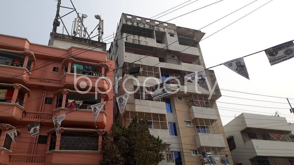 Halishahar Housing Estate Is Offering You This 1300 Sq Ft Apartment Ready For Sale
