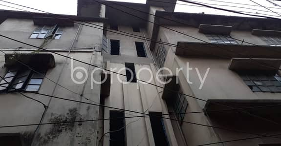 Plot for Sale in Jatra Bari, Dhaka - A Residential Plot With Building Which Is Up For Sale At Jatra Bari Near To Bangladesh Community General Hospital