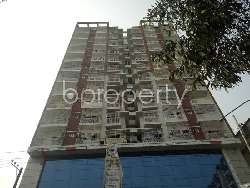 At Chawkbazar Amazing Flat Of 1290 Sq Ft Is Up For Rent