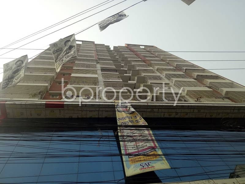 Chawk Bazar, College Road Is Giving You This 1290 Sq Ft Flat To Rent