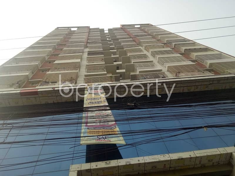 At Chawkbazar 1256 Sq Ft Apartment Is Available To Rent