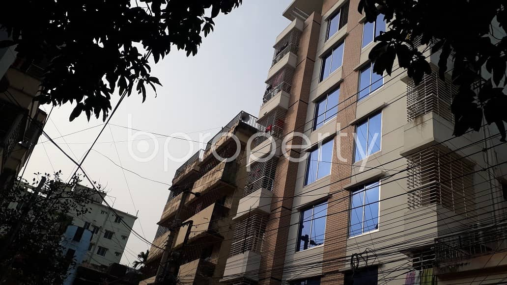 1500 Sq Ft Apartment Is Ready For Rent At Halishahar