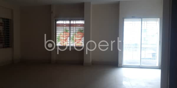 Floor for Rent in Badda, Dhaka - Lucrative Commercial Place Is Ready For Rent In Middle Badda, Badda.