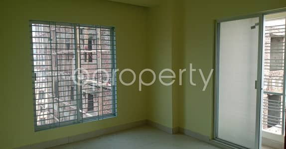 An appropriate 950 SQ FT apartment is arranged to be rented at Bakalia, Kolpolok R/A, Block A