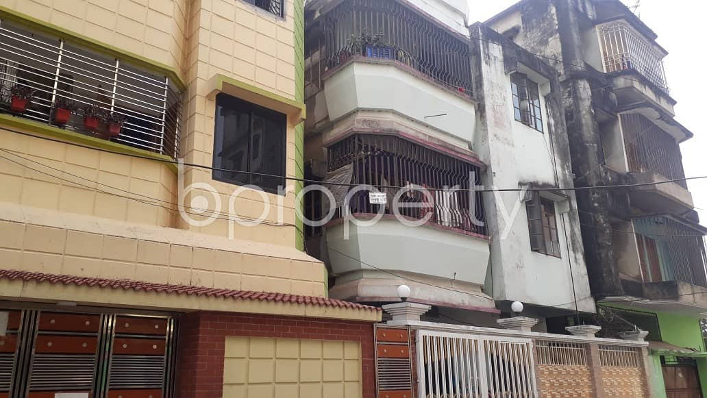 An Admirable Residential Place Is Vacant For Rent At 26 No. North Halishahar Ward.