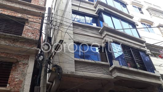 2 Bedroom Flat for Rent in Halishahar, Chattogram - Rent This Living Place In North Halishahar Adjacent To Mohila Polytechnic Institute