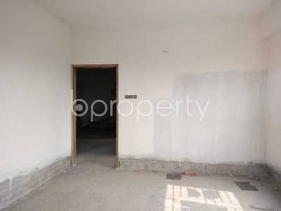 3 Bedroom Apartment for Sale in Kalachandpur, Dhaka - A Nice And Comfortable 1460 Sq Ft Flat Is Up For sale In West Kalachandpur
