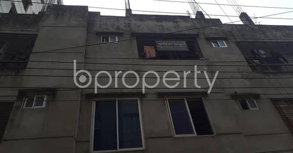 ভাড়ার জন্য BAYUT_ONLYএর ফ্ল্যাট - তালতলা, ঢাকা - Grab This 1000 Sq Ft Beautiful Flat Is Vacant For Rent In West Kafrul
