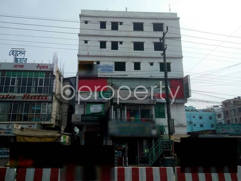 550 Sq Feet Ready Commercial Office Rent At Baluchara