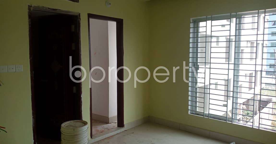 Find Your Desired Apartment At This Ready 1400 Sq Ft Flat For Rent At Kolpolok R/a