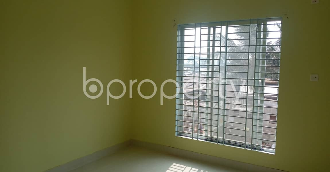 Check Your Desired Apartment At This 1400 Sq Ft Flat For Rent At Kolpolok R/a
