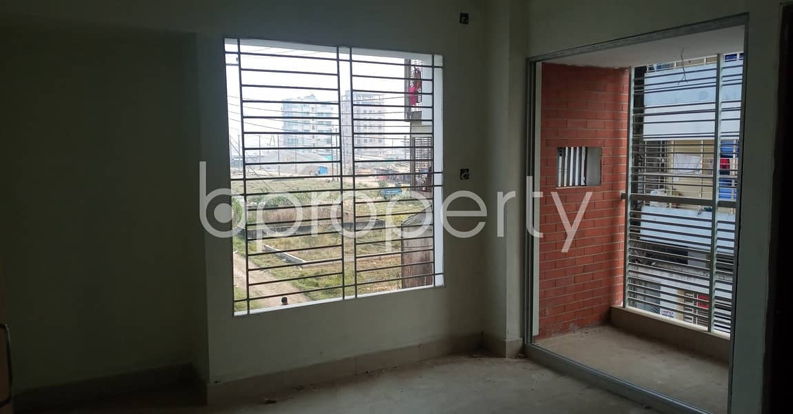 A Budget Friendly Lovely Residence Is Now Up For Rent In Kolpolok R/a, Which Is 1250 Sq Ft