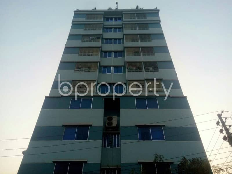 6000 Sq. ft Ready Large Office For Rent In Aftab Nagar.